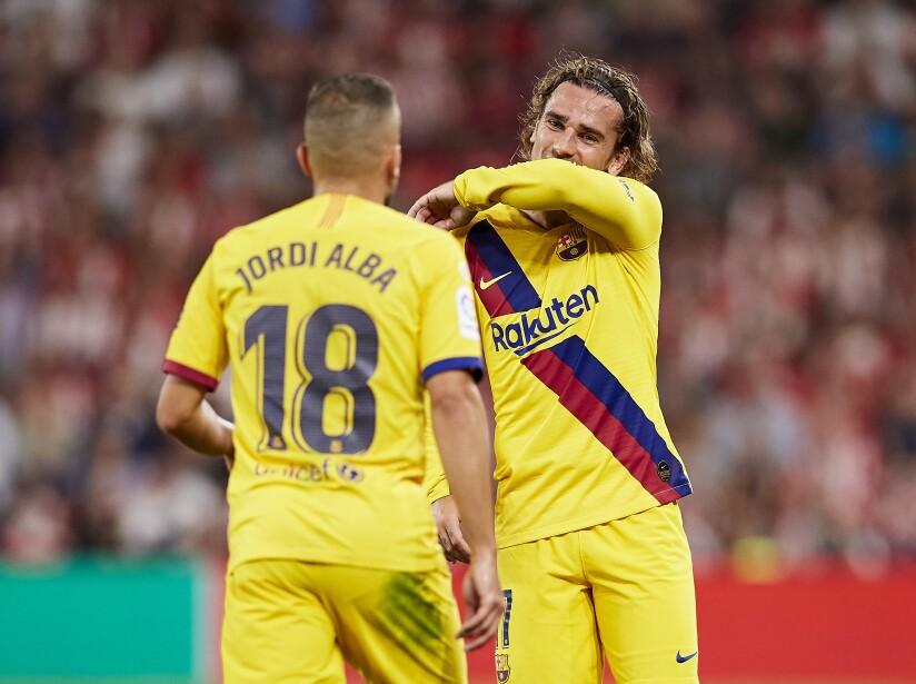 Athletic Club y Barcelona abren el telón en la Liga de España
