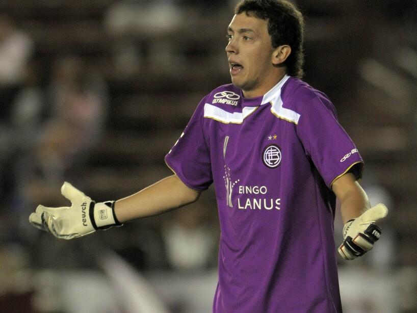 Lanus v Blooming - 2010 Libertadores