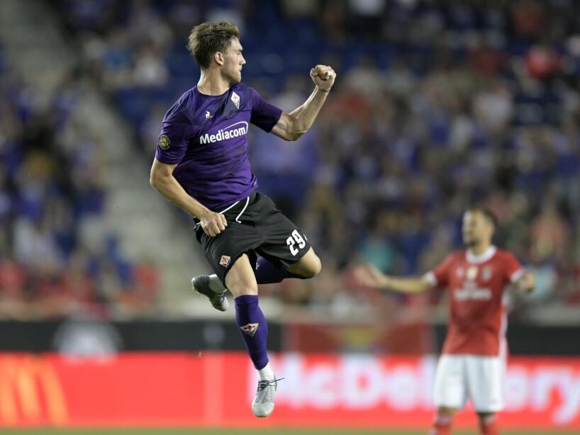 Fiorentina Benfica Soccer