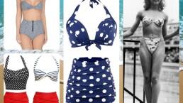 Moda: ¡De traje completo a tanga! Así fue la evolución del traje de baño