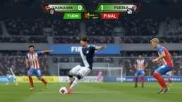 ¡Ormeño mete a Puebla a la eLiguilla! La Franja venció 0-1 a Chivas