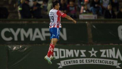 Con asistencia de Junior Benítez y un penal, Diego Pineda marca en dos ocasiones para que los visitantes se llevan la victoria 2-0 del Chivo Córdoba en un partido de ida y vuelta.