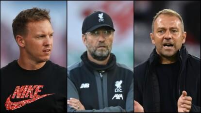 Los nominados a entrenador del año de la UEFA