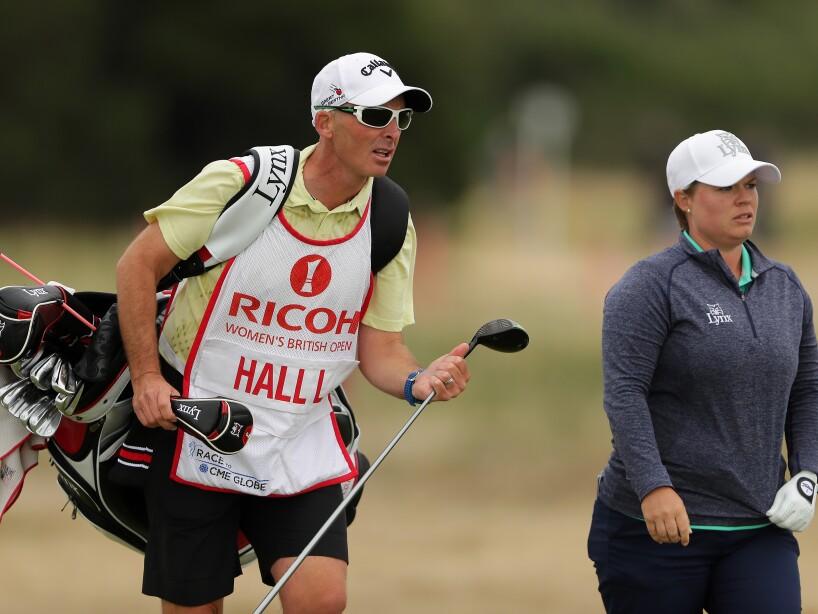 Ricoh Women's British Open - Day Three