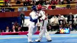 Así consiguió Briseida Acosta la plaza para México en Taekwondo