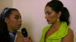 Pamela reconoce que la presión se apoderó de ella