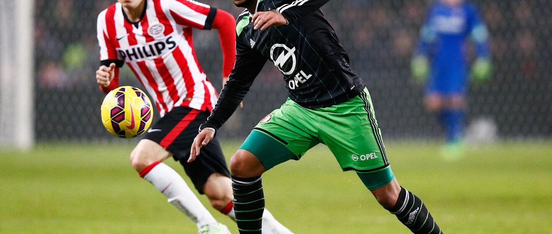 PSV Eindhoven v Feyenoord - Eredivisie