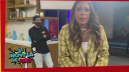 """Galilea Montijo tiene un encuentro desagradable: """"La venganza del mosquito"""""""