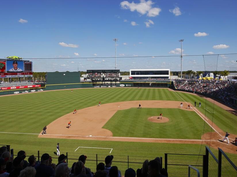 Baltimore Orioles v Atlanta Braves