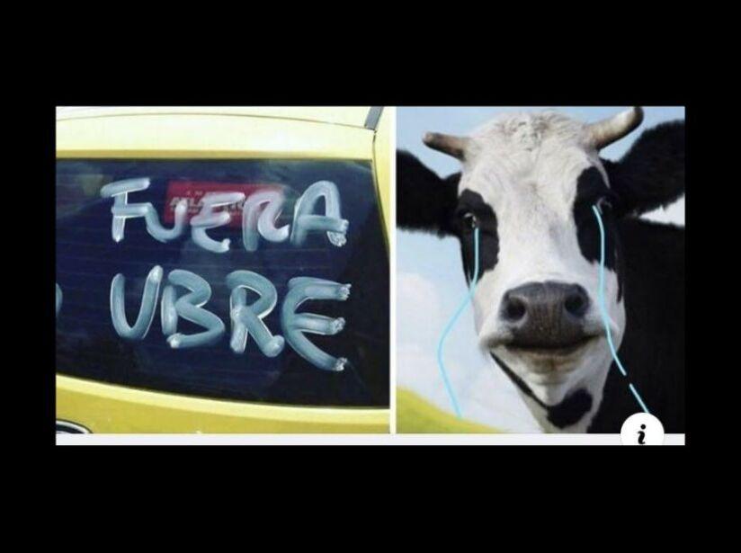 Los mejores memes de la manifestación de taxistas