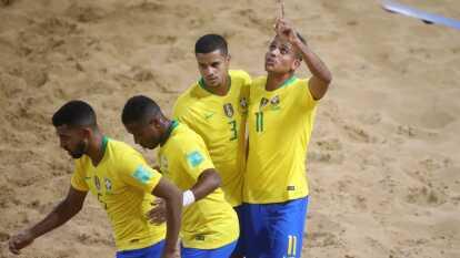 Brasil 8-2 Omán.