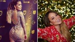 Frida Sofía sorprende al cantar villancico de Mariah Carey