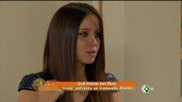 Natasha Dupeyrón habla de la controversia en su personaje