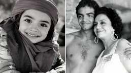 Esta es la prueba de que Aitana es la copia exacta de su abuelita, Silvia Derbez