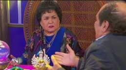 ¿Cómo sería Carmen Salinas si fuera psíquica? Descúbrelo en este sketch