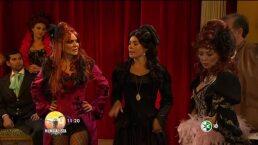 HOY ES PARA AMAR telenovela de HOY con Andrea Legarreta y Galilea Montijo