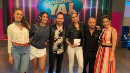 CUÉNTAMELO YA!: Programa completo del Viernes 9 de agosto
