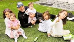 Igual de extremas que su papá: Así se divierten las hijas de Jacky Bracamontes mientras ella trabaja