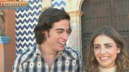 Michelle Renaud y Danilo Carrera disfrutaron de haber trabajado juntos una vez más en telenovelas