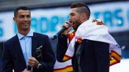¡CR7 no volverá a Real Madrid! Palabra tajante de Florentino Pérez