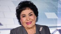 ¿Carmen Salinas se burló del encuentro de Lucía Méndez con Quetzalcoatl?