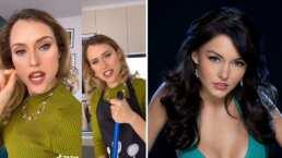 Le llueven halagos a Natalia Juárez por parodiar a Teresa y a Doña Refugio con mucho 'flow'