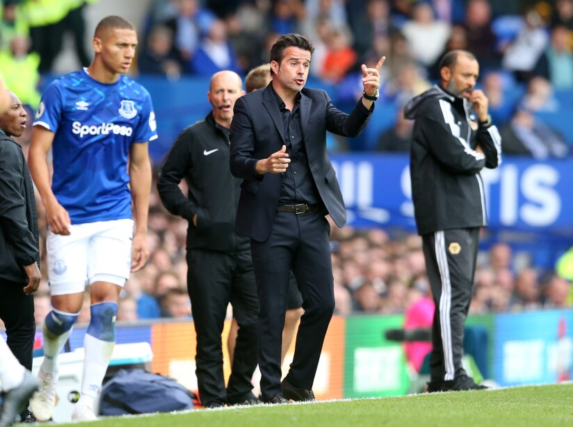 Everton FC v Wolverhampton Wanderers - Premier League