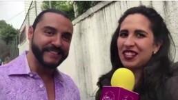 ENTREVISTA: ¡Latin Lover lucha por recuperar el tiempo perdido con su hija!