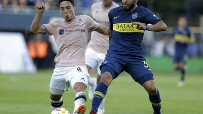 Los mejores encuentros de las ligas más destacadas del mundo. | Boca Juniors vs Gimnasia | Boca podría salir campeón esta temporada si derrota a Gimnasia y si River Plate no gana su compromiso ante Tucumán.