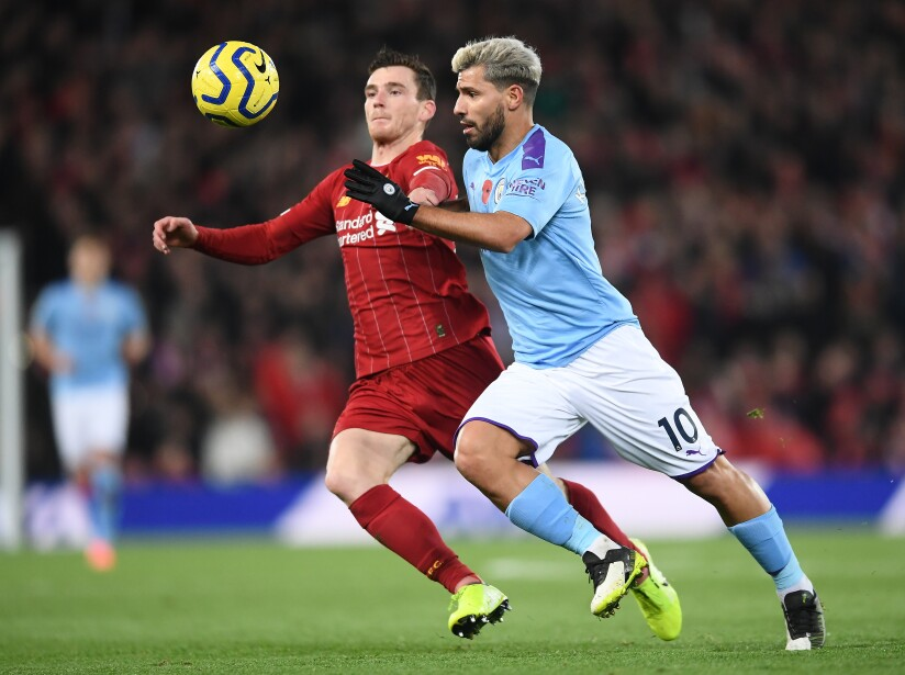 Liverpool FC v Manchester City - Premier League