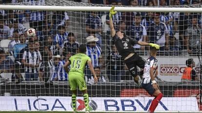 Monterrey inició el Clausura 2020 con empate ante Monarcas Morelia y lo hicieron de forma apretada tras empatar 2-2 en el minuto 64, como parte de la Jornada 2.