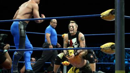 Conoce cuáles son unas de las más emblemáticas máscaras de la Lucha Libre en México.