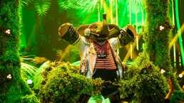 Elefante recrea una selva en el escenario con 'La Gozadera'