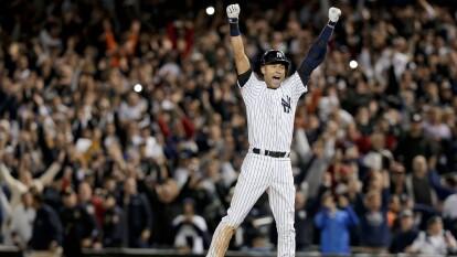 Derek Jeter, el inmortal de los New York Yankees | Las mejores postales de su impresionante carrera con el conjunto neoyorquino.