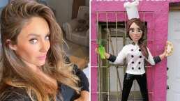 Anahí y sus famosas enfrijoladas ya tienen piñata oficial