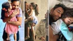 Alessandra Rosaldo recuerda adorables momentos entre Eugenio Derbez y Aitana por el 'Día del Padre'