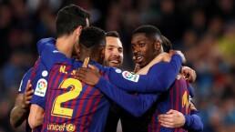 Dembélé y hasta Braithwaite harán viaje a Lisboa con Barcelona