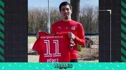 PSV y Guti dedican palabras de aliento para el Checo Pérez