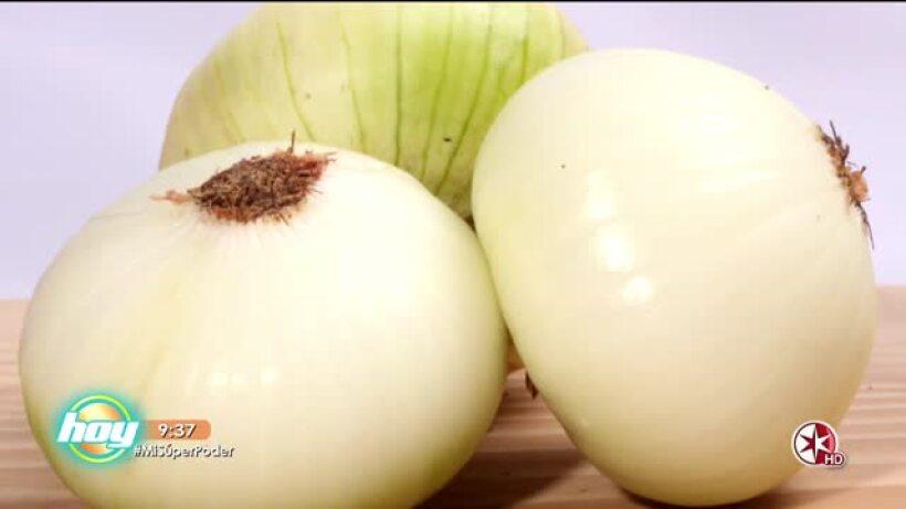 Descubre los beneficios de la cebolla