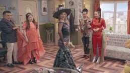'Las chicas Superpoderosas de Una familia de diez': Martina, Gaby y La Nena se convierten en modelos