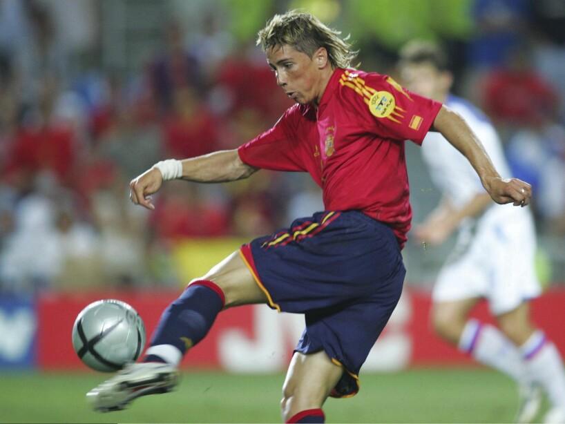 Fussball: EM 2004 in Portugal, ESP-RUS