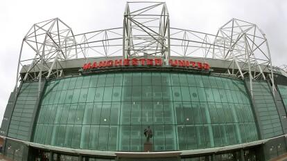 El estadio Old Trafford, no sólo es la casa del Manchester United, es uno de los templos más hermosos del futbol mundial.