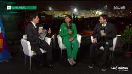 Briseida Acosta cumple sueño en Lima