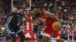 Houston Rockets ante Grizzlies suman su séptimo triunfo