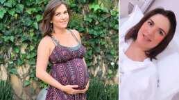 'Fue parto natural': Zoraida Gómez comparte los detalles del nacimiento de su bebé (VIDEO)