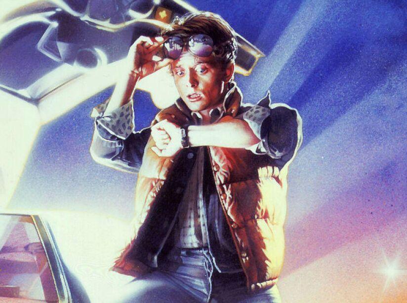 4. Marty McFly: Al famoso Karate Kid, Ralph Macchio, se le ofreció el personaje de Back to the Future y lo rechazó.