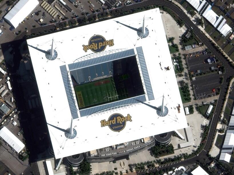 Super Bowl Stadium Football