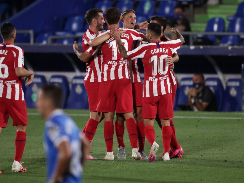 Getafe CF v Club Atletico de Madrid - La Liga