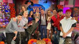 CUÉNTAMELO YA!: Programa completo del Lunes 28 de octubre