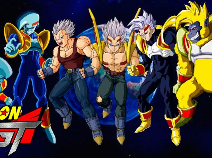 Baby es el primer adversario poderoso con que se encuentra el personaje Son Gokú.